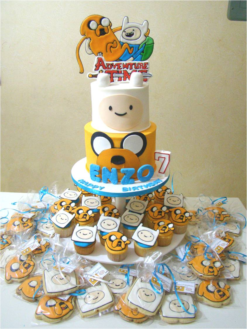 Cake Design Adventure Time : adventuretime